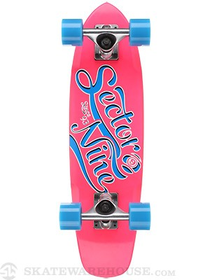 Sector 9 The Steady Pink Complete  6.75 x 25