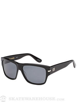 Sabre No Control Black Gloss/Grey Polarized Lens