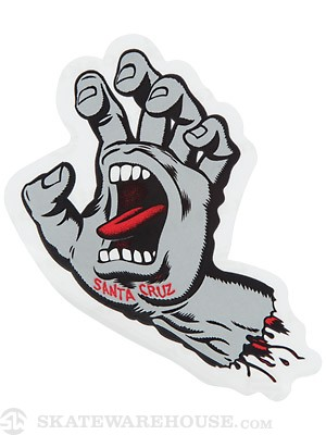 Santa Cruz Screaming Hand 3