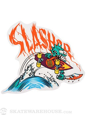 Santa Cruz Slasher 6
