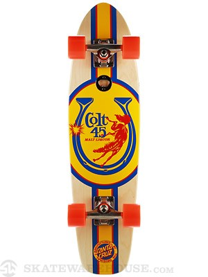 Santa Cruz Colt 45 Full Court Complete  7.4 x 29.1