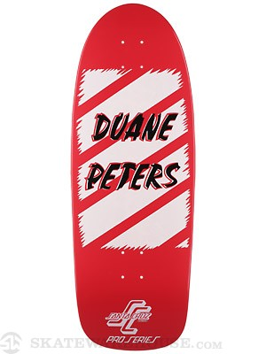 Santa Cruz Peters LTD 1984 Reissue Deck  10.825 x 30.24