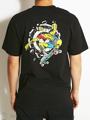 Santa Cruz Rob Smasher Tee Black SM