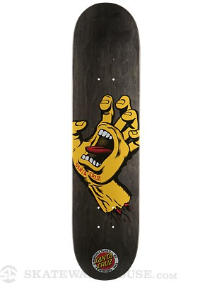 Santa Cruz Screaming Hand Seven Five Deck  7.5 x 31