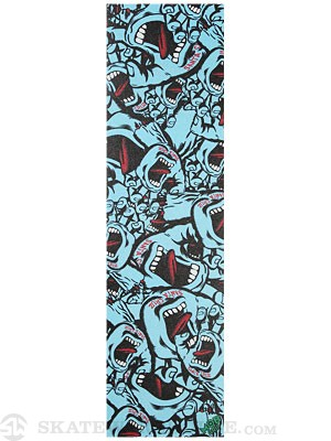Santa Cruz Screaming Hand Collage Griptape by Mob