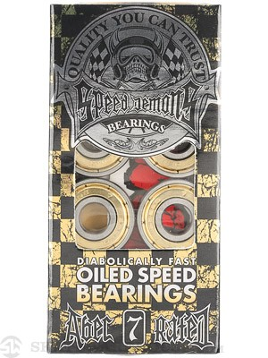 Speed Demon Gold Bearings ABEC 7