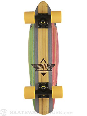 Duster's Ace V-Ply Rasta Cruiser  6.5 x 24