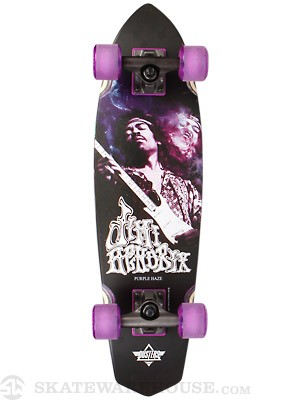 Duster's Jimi Hendrix Purple Haze Cruiser  7.625 x 28