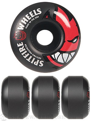 Spitfire Bighead Black 2 Wheels