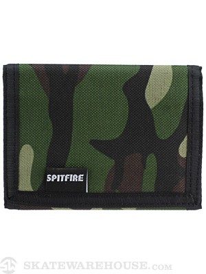 Spitfire Fatigue Wallet Camo