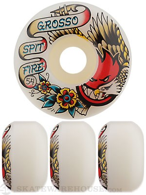 Spitfire Grosso OG Flash Wheels