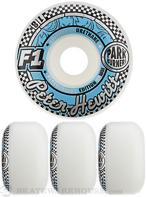 Spitfire F1 Parkburner Hewitt Deep End Wheels