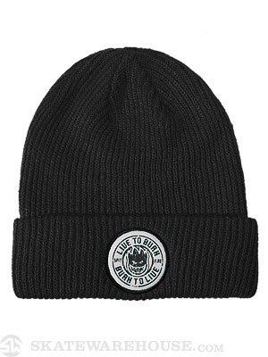 Spitfire Ring of Fire Beanie Black