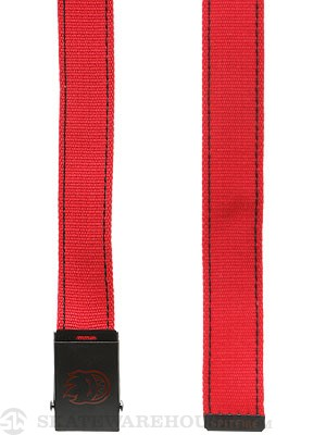 Spitfire Belt Red Adjustable