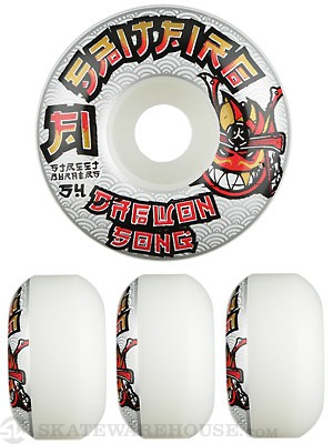 Spitfire Song Mercenary Wheels 54mm