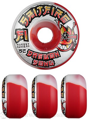 Spitfire Song Mercenary Swirl Wheels 52mm