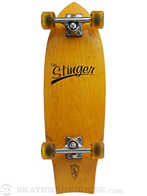 Skatedesigns Stinger Yellow Complete 8.75 x 27