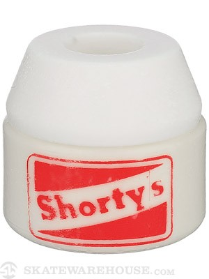Shorty's Hyper-Flex Bushing Kit White 92