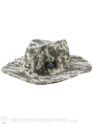 Stelth Logo Bucket Hat Desert Camo One Size