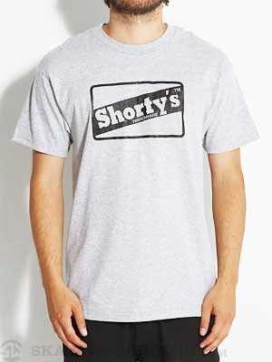 Shorty's OG Outline Tee Athletic Heather LG