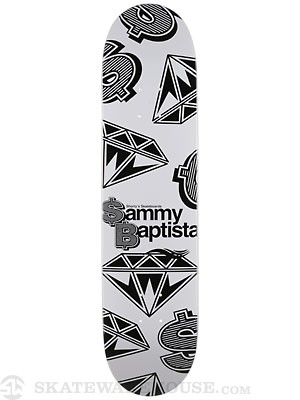 Shorty's Sammy Baptista Diamonds Deck 7.75 x 31.4
