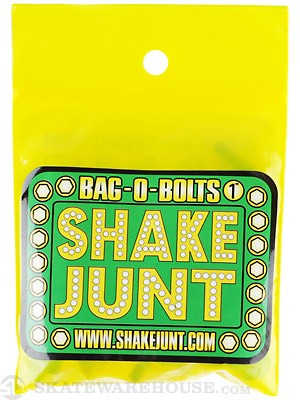 Shake Junt Allen Hardware  Green/Yellow