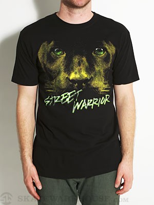 Shake Junt Reynolds Street Warrior Tee Black SM