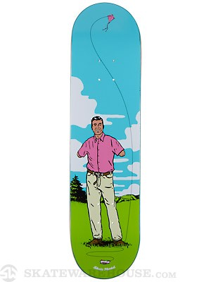Skate Mental Anything Possible Deck 8.0 x 31.625