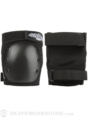 Smith Crown Park Knee Pads  Black
