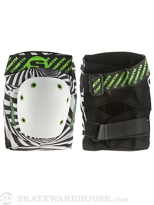 Smith Elite Knee Pads Hypno Swirl