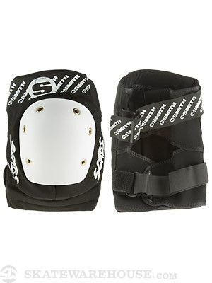 Smith Elite Knee Pads Black/White