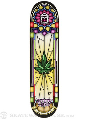 Sk8 Mafia Cao Stained Glass Deck 8.0 x 32
