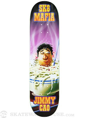 Sk8 Mafia Cao Toe Up Deck 8.0 x 32