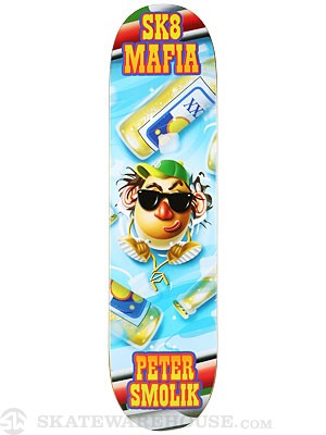Sk8 Mafia Smolik Toe Up Deck 8.0 x 32