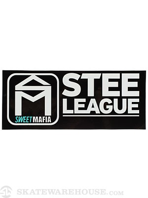 Sk8 Mafia Stee League Sticker