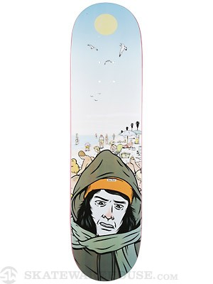 Skate Mental Colden Beach Deck 8.125 x 31.625