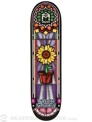 Sk8 Mafia Surrey Stained Glass Deck 8.25 x 32.12