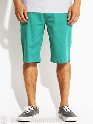 SUPERbrand Brighton Shorts Emerald 32