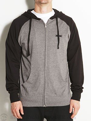 SUPERbrand Cover Knit Hoodie Charcoal MD
