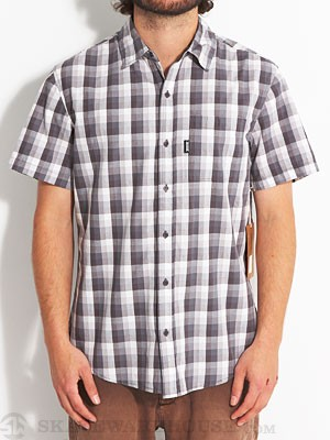 SUPERbrand Horace Woven Shirt Grey MD