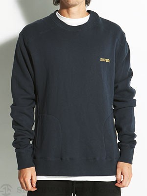 SUPERbrand Super Troop Crew Fleece Navy XL