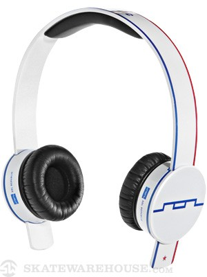 SOL REPUBLIC Tracks HD Anthem Headphones White