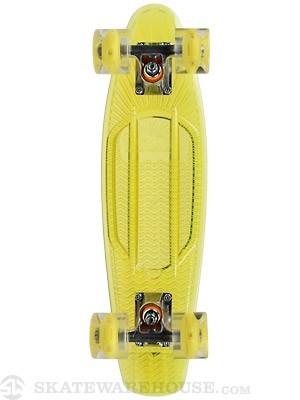 Sunset Banana Yellow Complete Skateboard