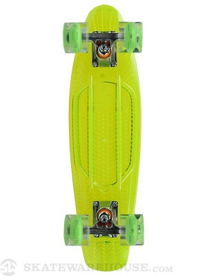 Sunset Alien Green Complete Skateboard