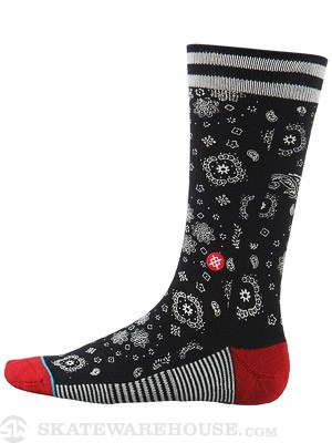 Stance Compound Socks Navy