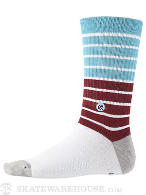 Stance Dayton Socks  White