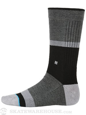 Stance The Reserve Fantastic Fox Wool Socks  Grey
