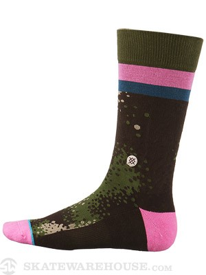Stance Goodwin Socks Camo