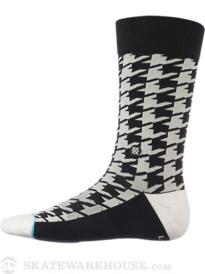 Stance Hound Dog Socks  Black