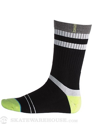 Stance Hanks Socks Black